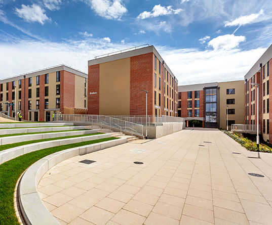 University of Sussex Student Accommodation